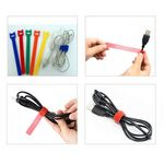 Custom Resuable Fastening Cable Ties