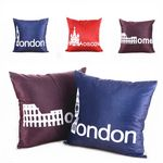 Custom Throw Pillow Covers Full Color One Side Printed