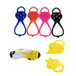 Custom Anti-Slip Ice Traction Grip Cleats/ Silicone Crampon