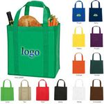 Custom Eco-Friendly Non-Woven Recyclable Grocery Tote Shopping Bag
