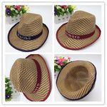 Custom Fedora Hats Unisex Charm Beach Caps