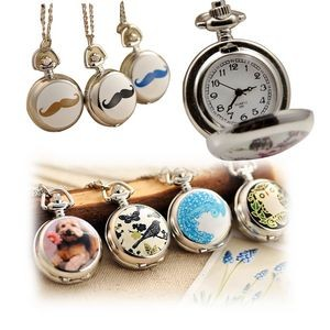 Pocket Hanging Watch Necklaces