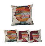 Custom Print Pillows Covers with Inner Cushion