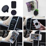 Custom AUTO Phone Holder/ ABS Holder/ Universal Magnetic Phone Car Mount