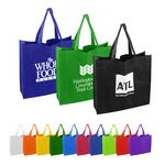 Custom Non Woven Poly Pro Shopper Tote Bag