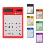 Custom Clear Transparent Solar Calculator