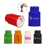Custom Vacuum Wine Saver Stopper and Preserver Vacuum Wine Saver Stopper and Prese