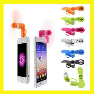 Portable Cell Phone Fan (iPhones & Androids Phones) - Best Price!!!