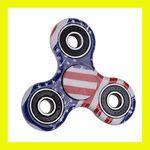 Custom American Flag Camouflage Spinner Fidget Spinner