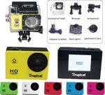 Custom Full HD 1080P Waterproof Sports Cam