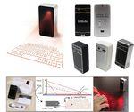 Custom Laser Projection Keyboard
