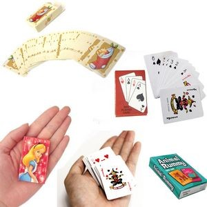 Mini Kids Poker/Playing Cards