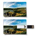 Custom 1GB swivel USB flash drive
