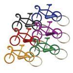 Custom Bicycle bike bottle opener keychain