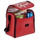 Custom Schoolhouse Convertible Lunch Cooler