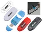 Custom 2.0 USB Card Reader Fitted for SD/MMC/RS-MMC