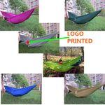 Custom Outdoor & Indoor Swinging Hammock (Gray)