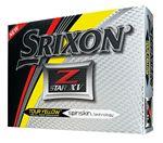 Custom Srixon Z-Star Golf Balls (Yellow)