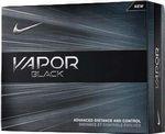 Custom Nike Vapor Black Golf Balls