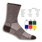 Custom Gray Adventure Socks