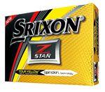 Custom Srixon Z-Star Golf Balls- Yellow