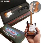 Custom Fender Promotional Mini Guitars - Officially Licensed