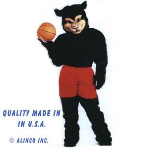 Pro-Line Panther Mascot Costume