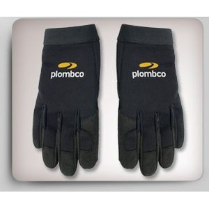 2 Tone Mechanic's Gloves