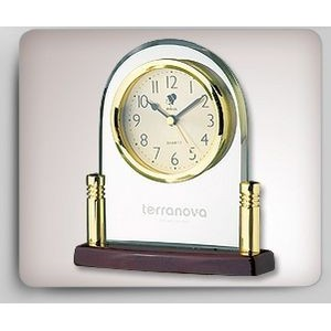 High Gloss Desk Clock