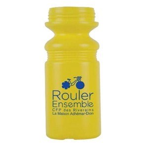18 Oz. Squeezable Bike Bottle