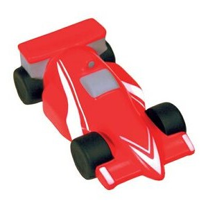 Red Indycar Stress Reliever