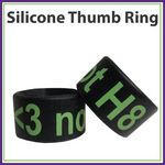 Custom Silicone Thumb Ring
