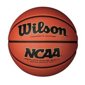 Wilson® NCAA© Replica Game Basketball