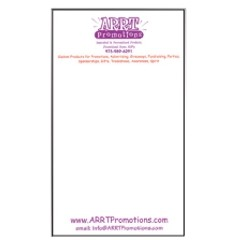 "25 Sheet Scratch Pad (4""x7"")"