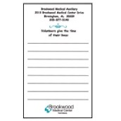 "25 Sheet Scratch Pad (3.375""x5.5"")"