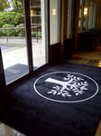custom entrance mats