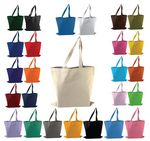 Custom Canvas Promotional Tote Bag