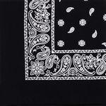 Custom Paisley Polyester Bandanna (Imported)