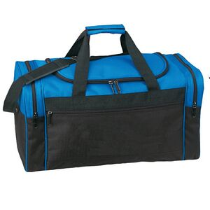 Duffel Bag w/ 2 End Compartments (21x11x9)