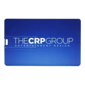 8 GB Credit Card USB Drive w/Free Shipping & Quick Turnaround
