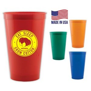 Stadium Cup USA made 22 oz