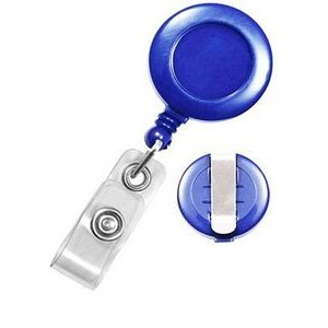 Blank Royal Round Retractable Reel