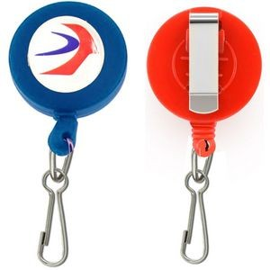 Custom Badge Reel Holder