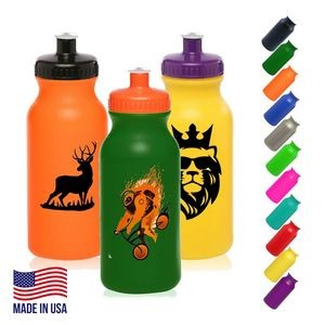 Plastic Water Bottles - 20 oz Custom Drink Ware