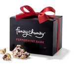Custom Gift Box w/Peppermint Bark Popcorn