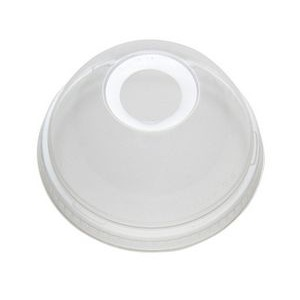 Domed Lids for Plastic Cups (12 & 20 Oz.)