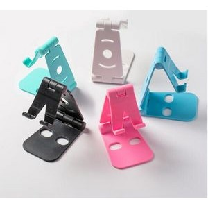 Adjustable Desktop Cell Phone Stand Foldable