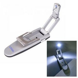 Mini Book Clip Reading LED Lamp