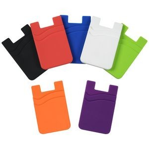 Double Pocket Cell Phone Wallet