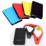 Custom Mini Car Jump Starter Power Bank 8000mAh